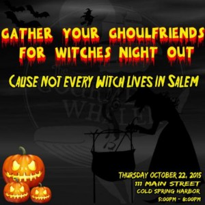 witches night out cold spring harbor